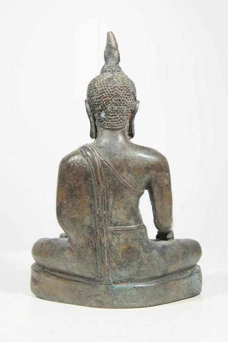 statue bouddha de tha lande 44 40 galerie art africain masques et statues africaines. Black Bedroom Furniture Sets. Home Design Ideas