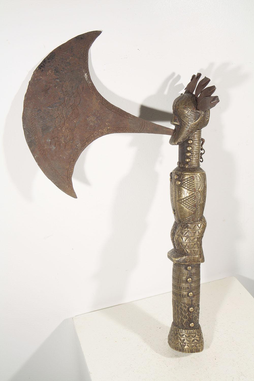 arme arme africaine couteau de jet arme de c r monie africaine kota du gabon. Black Bedroom Furniture Sets. Home Design Ideas