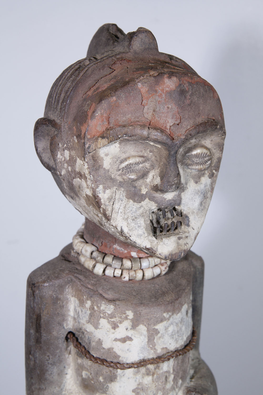 statue africaine gabon