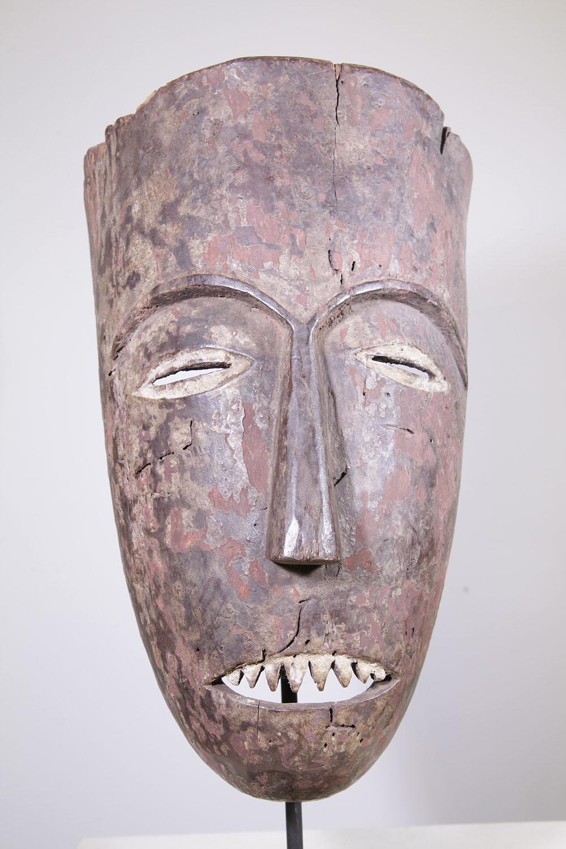 masque africain du congo rdc ex zaire