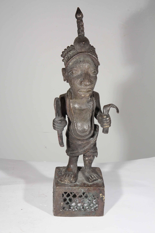 statue africaine benin