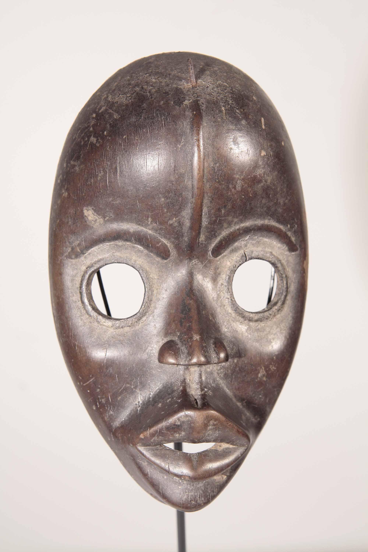 masque africain dan