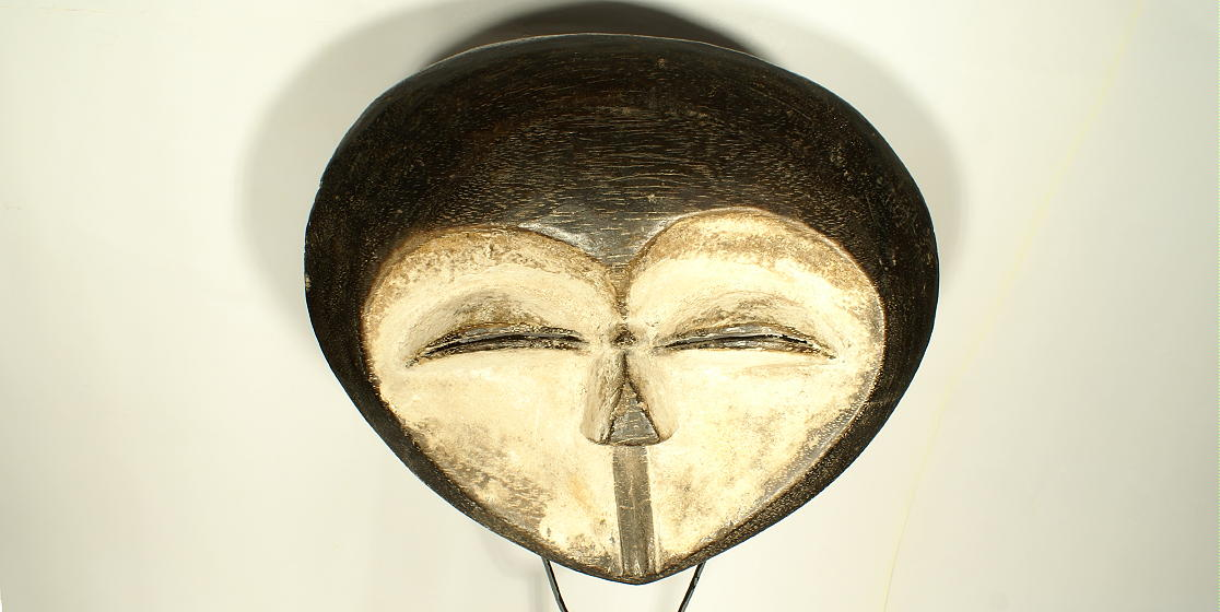 masque africain lega