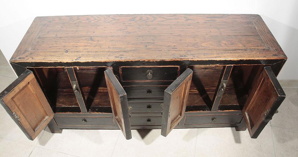 buffet bas chinois galerie art moderne et contemporain art et artisanat asiatique. Black Bedroom Furniture Sets. Home Design Ideas