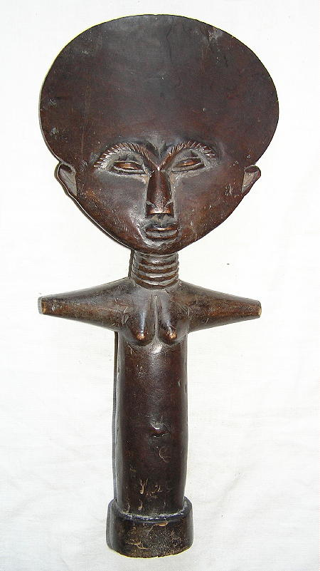 statue africaine fertilite