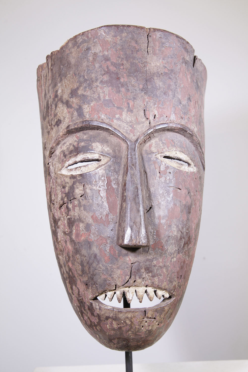 Old African Lega Mask From Congo 03 180 African Art