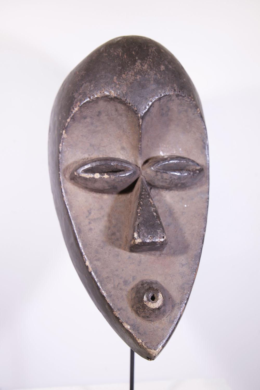 magasin en ligne emballage fort bébé Masque africain Mahongwe du Gabon 01 75 : Galerie Arts ...