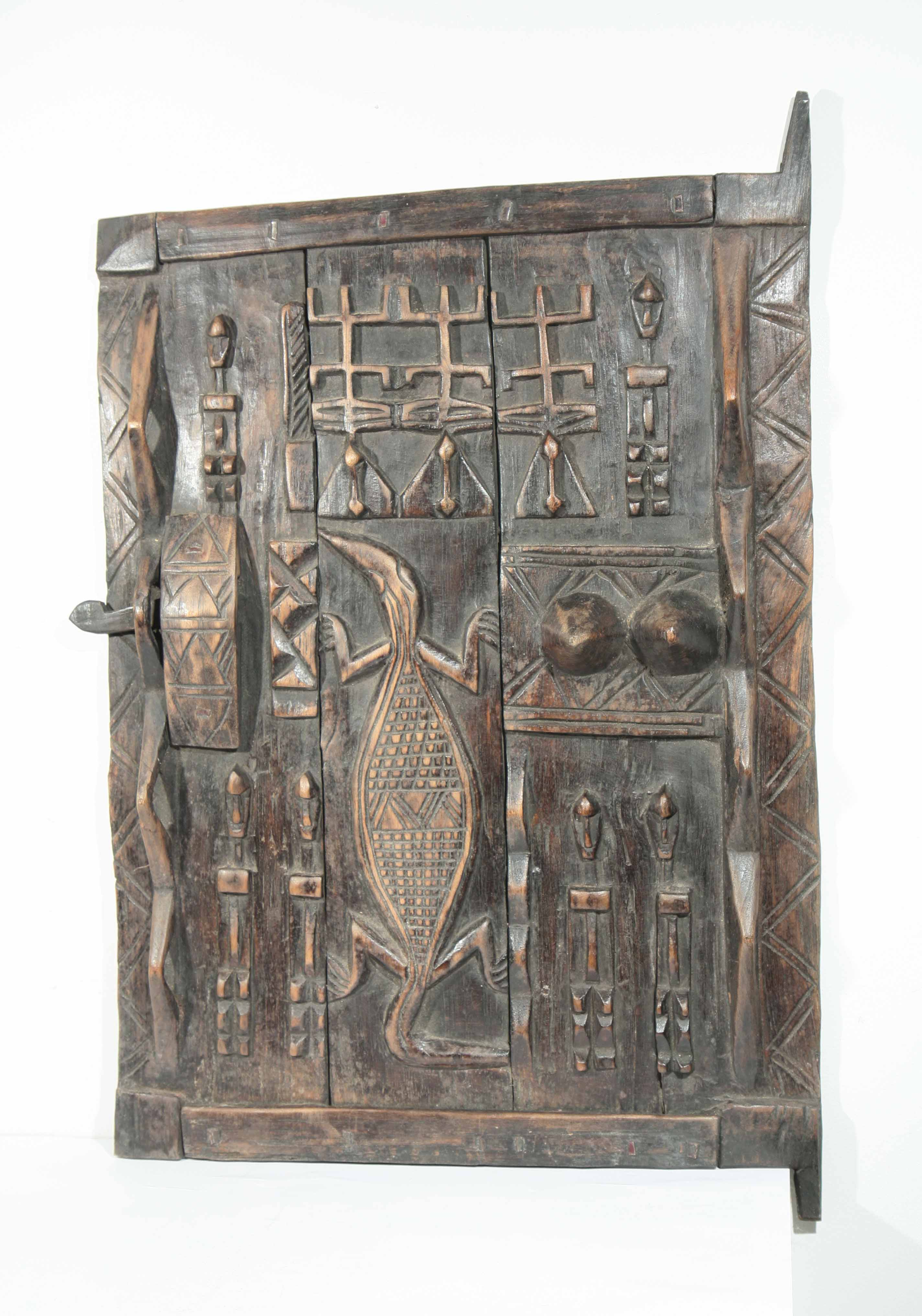 African Dogon grenary door from Mali 02  sc 1 st  Art Africain & African Dogon grenary door from Mali 02 90 : African art : masks and ...